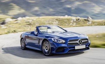 Mercedes-Benz SL 400 AMG Line - First Drive