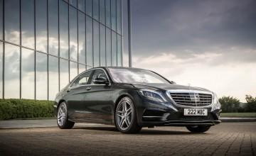 Sublime and sensational S-Class