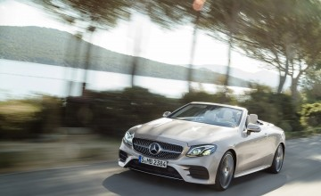New Mercedes soft top completes E-Class line-up