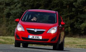 Vauxhall Meriva Exclusiv 1.4 Turbo