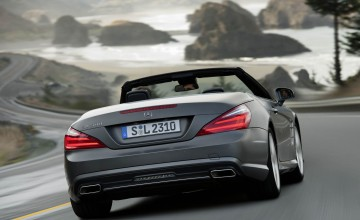 Merc roadster ready to rumble