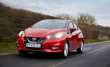 Nissan boosts Micra appeal