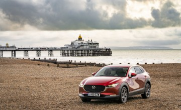 Boom time for Mazda with CX-30