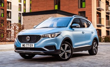 MG brings e-power to the people