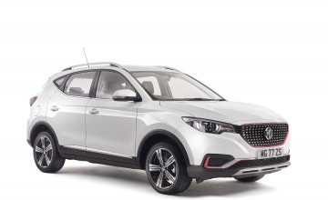 MG adds style to ZS SUV