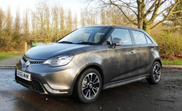 MG3 3Form Sport VTi-Tech