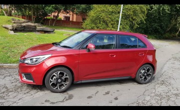 MG3 1.5 Excite