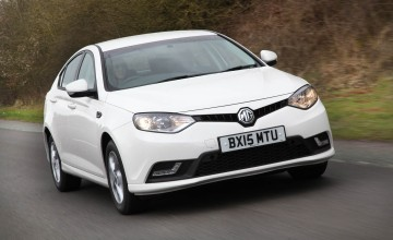 Latest MG6 gives more for less