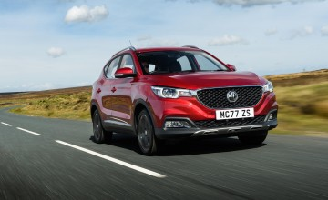 MG ZS Explore 1.5 DOHC VTI-tech