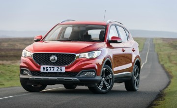 MG ZS 1.0 GDi Turbo Exclusive Auto