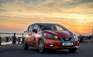 New Micra safety scores