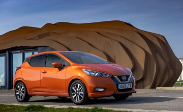 Huge step forward for Nissan Micra