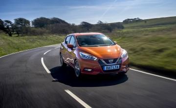 Nissan Micra moves upmarket