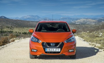 Nissan Micra 2017 - First Drive