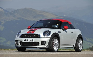 MINI Coupe John Cooper Works