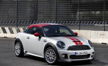 World debut for MINI Coupe