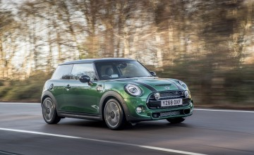 Special model for 60 years of Mini