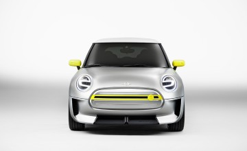 MINI reveals EV sketches