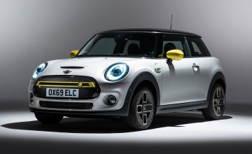 MINI goes electric