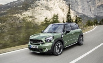 MINI Cooper Countryman ALL4 1.6i