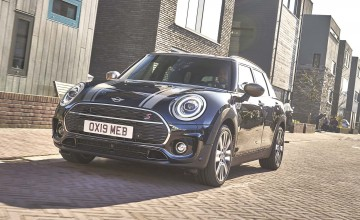 MINI Clubman gets a make-over