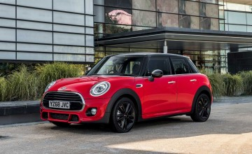 MINI trims its trim line-up