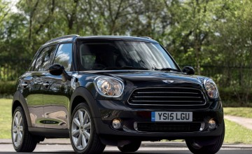 MINI's doing the business with latest Countryman