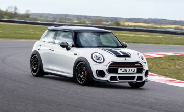 Race-bred MINI up for the challenge
