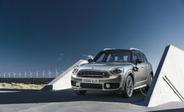 MINI reveals hybrid prices
