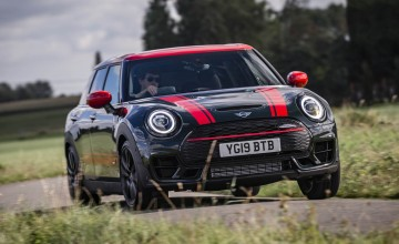 MINI marvel's a street legal sensation