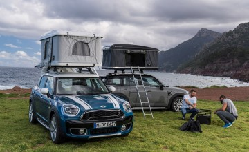 MINI adds spirit of adventure