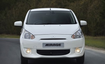 Mirage a vision of modern motoring