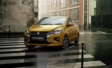 Debut time for new Mitsubishi Mirage
