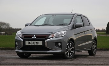 Keen prices for new Mitsubishi Mirage