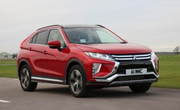 Eclipse Cross set to star for Mitsubishi