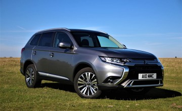 More kit for petrol Outlander