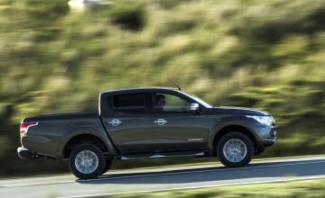 Mitsubishi raises bar in pick-up market