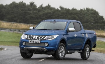 Mitsubishi L200 Warrior Double Cab Auto