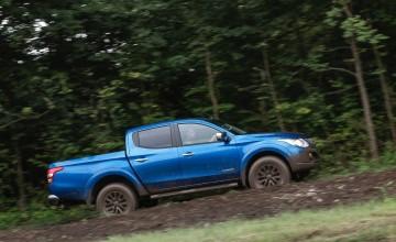 Mitsubishi pick-up for life  - not a crisis
