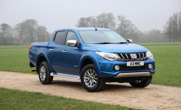 More pulling power for Mitsubishi L200
