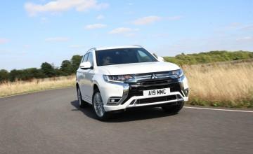 Mitsubishi Outlander PHEV 4h 2.4 Auto