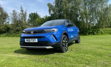 Vauxhall Mokka Elite Nav Premium 1.2 Turbo Auto