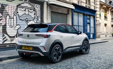 Vauxhall lifts wraps on new Mokka