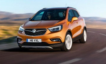 Vauxhall Mokka X makes debut