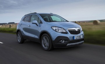 Vauxhall moves Mokka up front