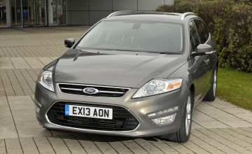 New business for Mondeo Man