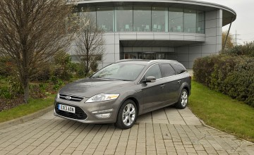 Graphite heralds upgraded Mondeo line-up