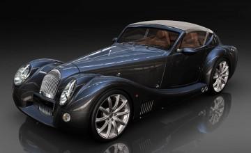 Morgan develops electric supercar
