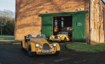 Morgan plans experience centre