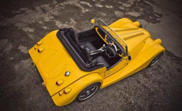 Morgan lifts lid on electric roadster